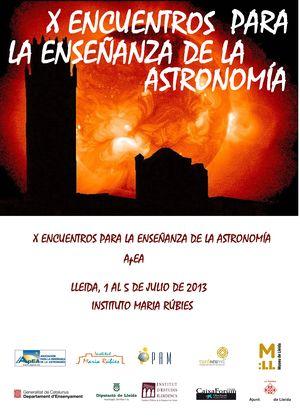 X Encuentros Apea 2013 Lleida