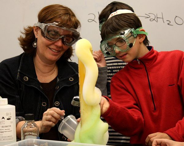 Elephant Toothpaste Denver JDS Labs
