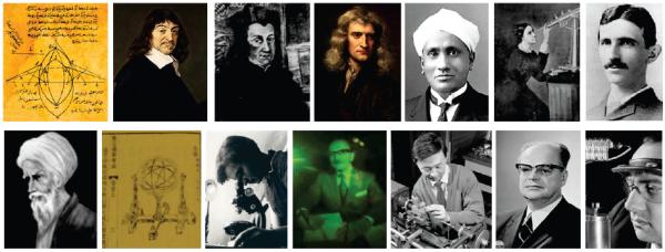 Cientifics de la llum