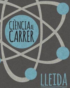 Logo ciència al carrer