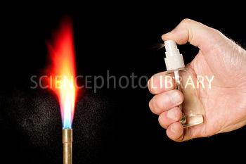 Assaig a la flama del Liti