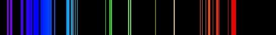 Estronci espectre de emissió