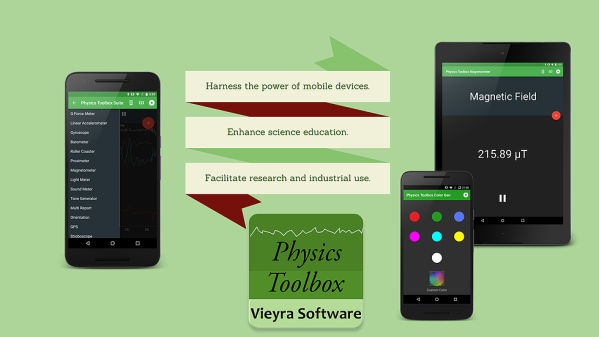 Vieyra software
