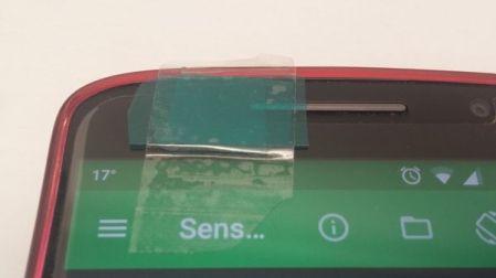 Sensor proximitat 600