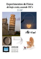 Experimentos de Física de bajo costo, usando TIC's